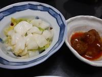 白菜漬け&ミ~トボ~ル