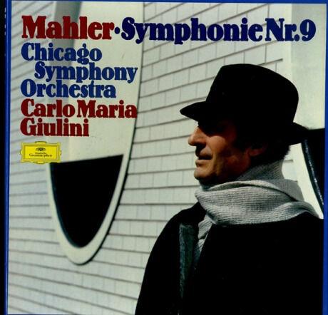 DE DGG  2707 097 カルロ・マリア・ジュリーニ マーラー・交響曲9番