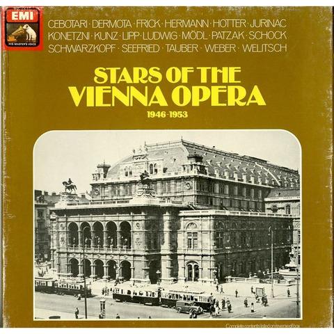 GB  EMI  RLS764 ホッター/シュヴァルツコップ/タウバー他 STARS OF THE VIENNA OPERA 1946-1953