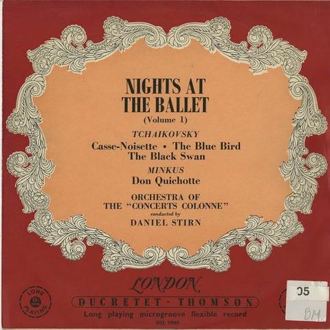 GB LON DTL93019 DANIEL STIRN NIGHTS AT THE BALLET(Vol.1)