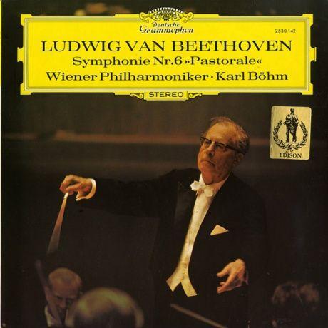 DE DGG 2530 142 ベーム ベートーヴェン・交響曲6番「田園」