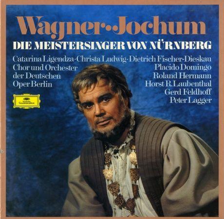 GB DGG 2740 149 オイゲン・ヨッフム ワーグナー・ニュルンベルクのマイスタージンガー(全曲)