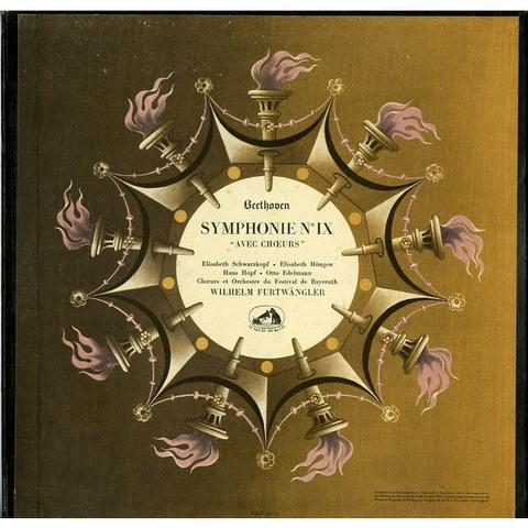 FR VSM FALP381-2 フルトヴェングラー バイロイト祝祭管弦楽団