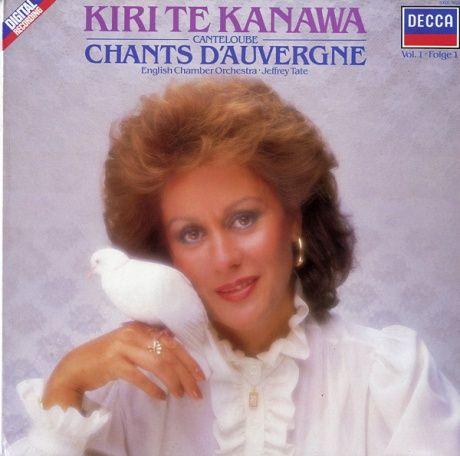 NL DEC SXDL7604 キリ・テ・カナワ カントルーブ・オーヴェルニュの歌Vol.1