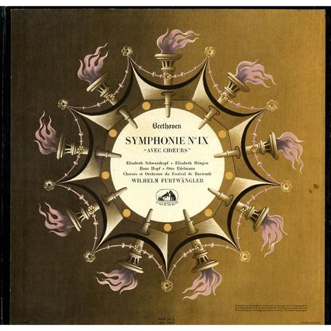 FR VSM FALP381-2 フルトヴェングラー ベートーベン・交響曲9番「合唱付き」