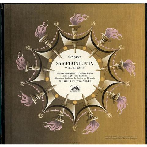 FR VSM FALP381-382 フルトヴェングラー ベートーヴェン・交響曲9番「合唱付き」