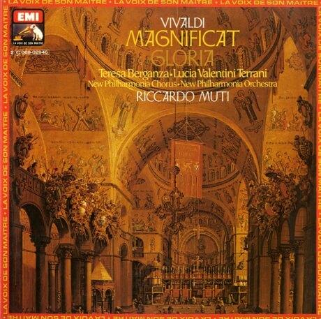 FR VSM  C069-02946 リッカルド・ムーティ ヴィヴァルディ・マニフィカト&グローリア