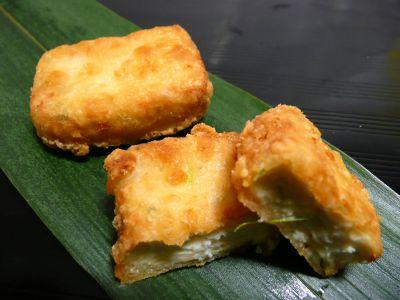 湯葉豆腐ナゲット