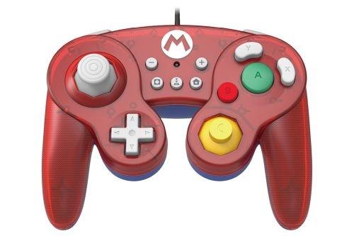ゲームキューブ純正ゲームパッド (1)