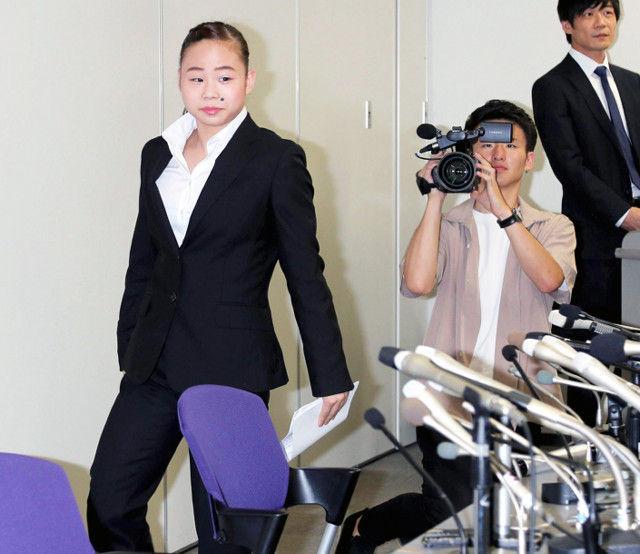 【体操女子 暴力問題】宮川紗江「同じ被害を受けた選手と真相を暴露したい」
