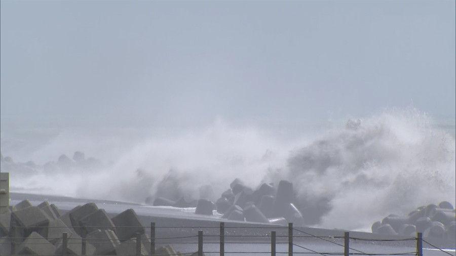 【悲報】静岡大生の男女3人行方不明 海岸にサンダル3人分、波にさらわれた?