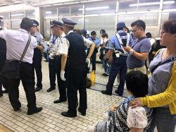 【東海道新幹線新刺傷事件】逮捕されたのは自称小島一朗容疑者(22)