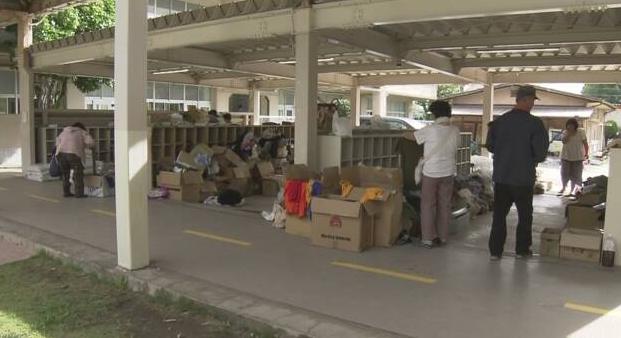 【困惑】大雨被害の倉敷市が支援物資の受け入れを休止。「秋冬の衣服送られても・・・」