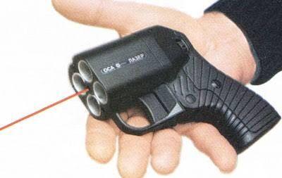 銃身のない電気式ロシア製拳銃「オサーPB-4M」、全国初の摘発!札幌市の男性から押収