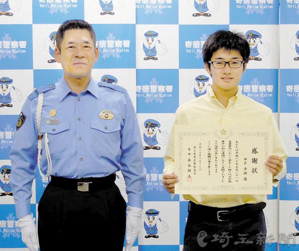 【朗報】ラガーマン、犯人逮捕の為に警官に自転車を貸すも自分で逮捕してしまう