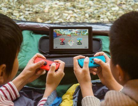 【ログデータ】Nintendo Switch 14歳以下のユーザー比率 35%  PS4、30代以上47.2%  業界人「若年層は任天堂がつかんでいる」