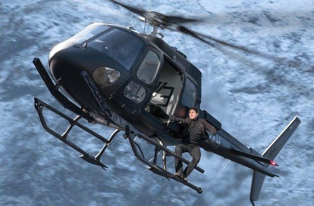 【映画】トム・クルーズが高度7620mから急降下「ミッション:インポッシブル/フォールアウト」本予告解禁