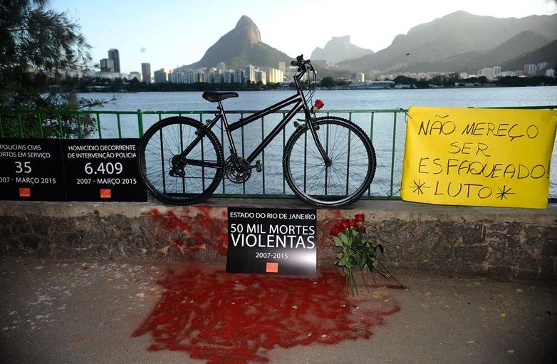 【悲報】 ブラジルさん、かなりヤバイ国だった