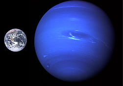 【宇宙ヤバイ】海王星、怖すぎワロタwwww