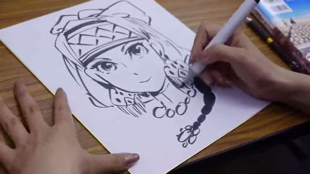 まん漫画家「たまにデフォルメした顔で描いたろ!」