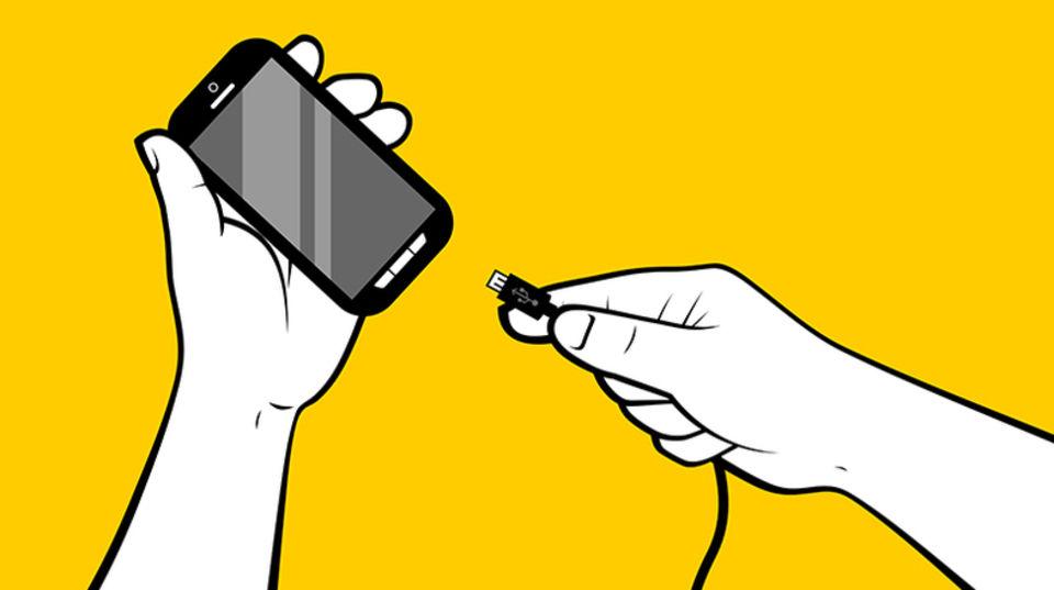 【豆】スマホのバッテリーは好きなタイミングで充電 バッテリー寿命が短くなることはない