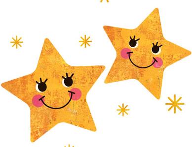 【画像】小5女子「星をモチーフにしたオリジナルキャラクター作ったろ!w 」