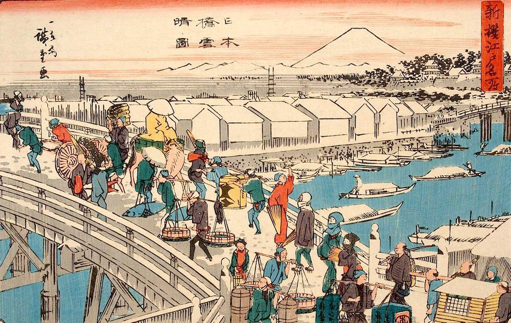 江戸時代の人らってクーラー無しで夏どうやって生きてたの?