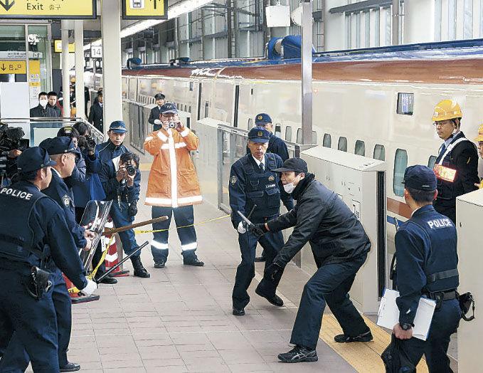 【3人殺傷】こん包されていない刃物 新幹線への持ち込み禁止へ