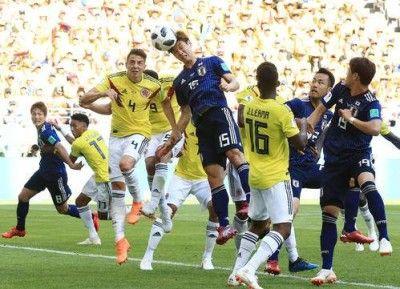 【悲報】日本勝利の海外報道がどうもバカにしてるような件 スペイン紙「コロンビアがハラキリした」