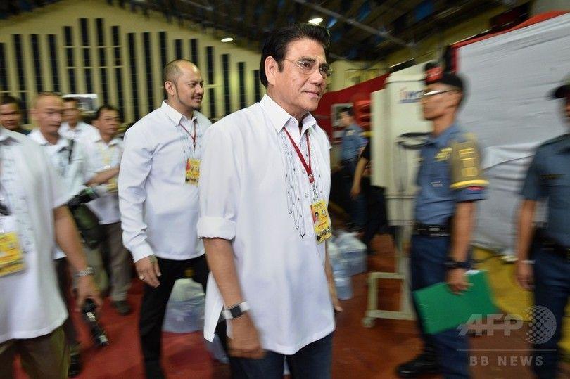 【フィリピン】150m先から狙撃、比市長死亡 麻薬取引容疑者リストに記載