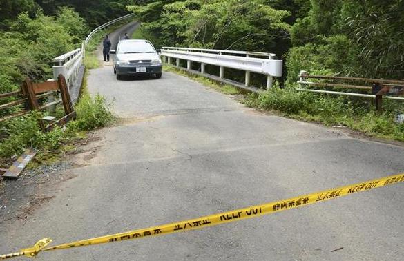 【看護師殺人】静岡で遺体で発見された看護師、見知らぬ男らに連れ去られた?