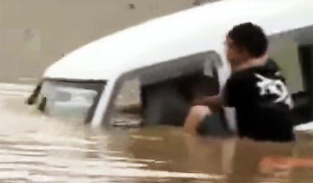 【炎上】「溺死シーン撮りたかった」フジ、Mr.サンデー取材班、水没する車から助け呼ぶ人を無視し撮影続行へ