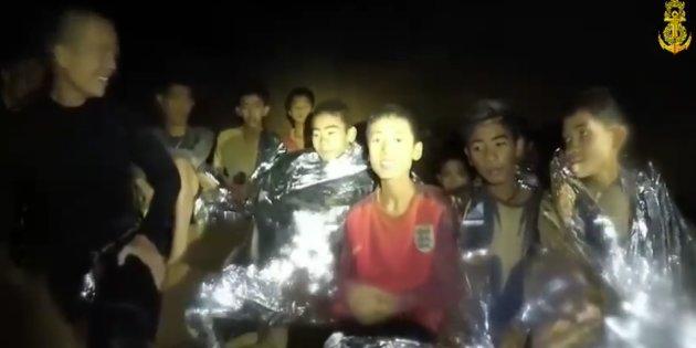 【映画化決定】タイ洞窟の救出劇、早くも映画化に向けての準備が始まるwwww