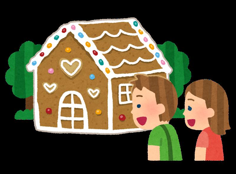 【リアル版・お菓子の家】屋根・壁・暖炉・家具が全てチョコで作られた小屋が話題に 実際の宿泊も可能
