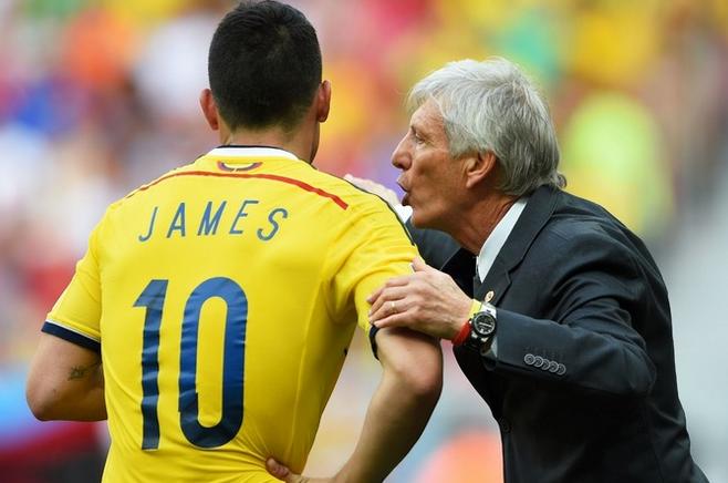 コロンビア監督「日本はグループ内で一番怖い相手。絶対に落とせない試合になるから。」←は?