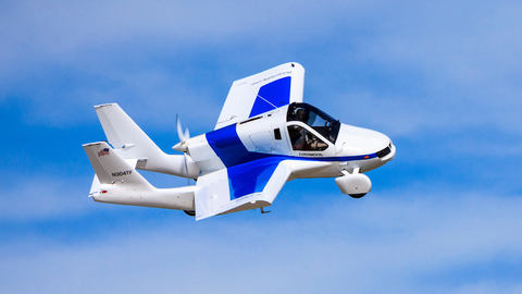 【驚愕】「空も飛べる車」が2019年に市販開始(*動画あり)