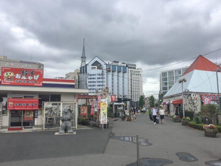 【悲報】JR宇都宮駅の再開発がヤバすぎるwwww