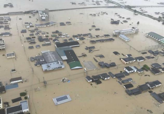 【不明者もおそらく死亡】西日本豪雨、死者62人・不明40人超へ