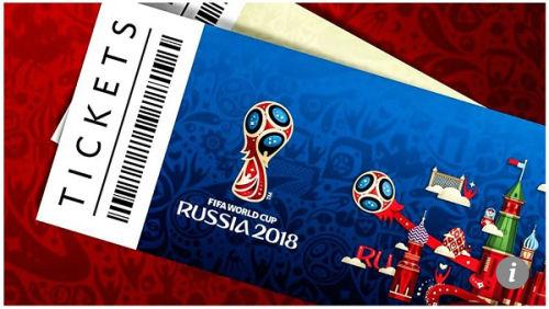 【悲報】Wカップの偽造チケット3500枚が中国で販売され大規模な被害 ロシアに行き知ることに