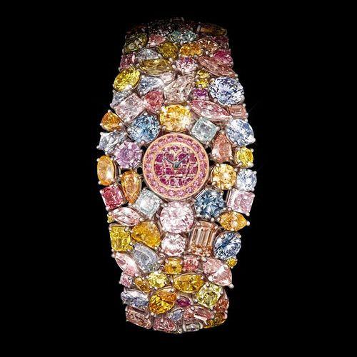 【朗報】60億の時計wwww