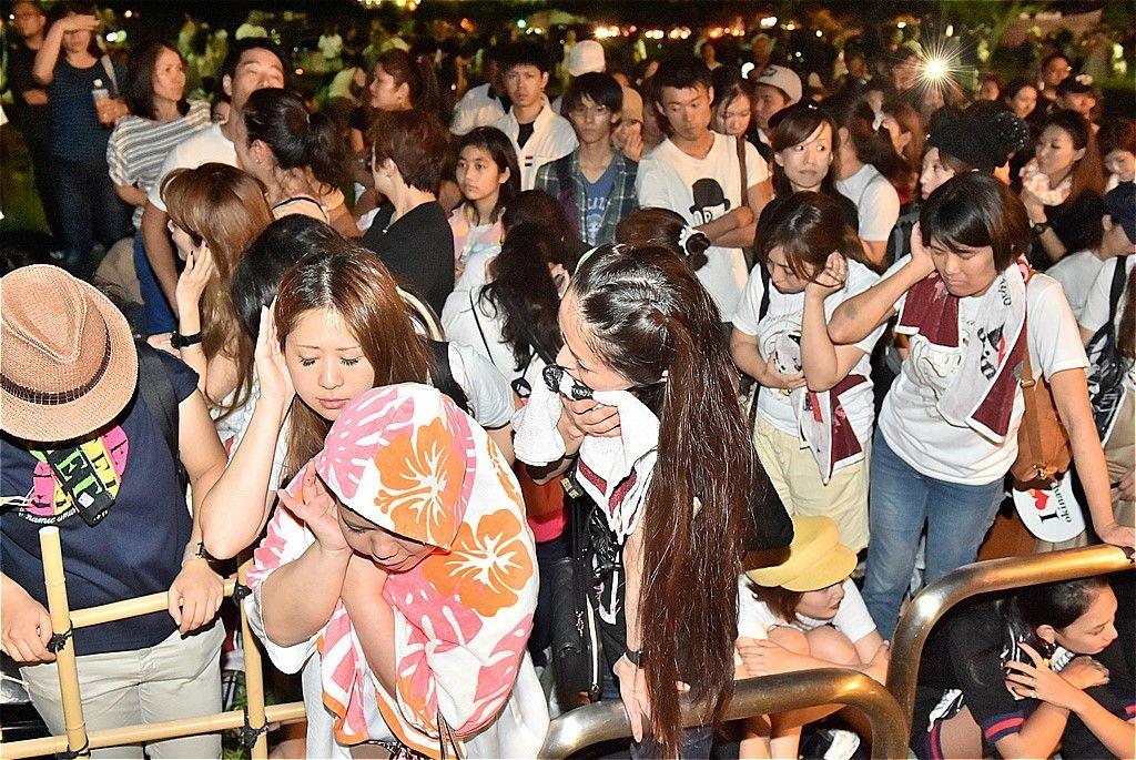 「声を聞ける可能性あるなら…」安室奈美恵ラストライブ会場外で「音漏れ」に耳そばだてる大勢の人々