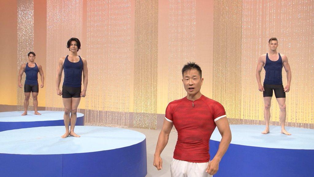 NHKさん、とんでもない体操番組をはじめてしまうwwww