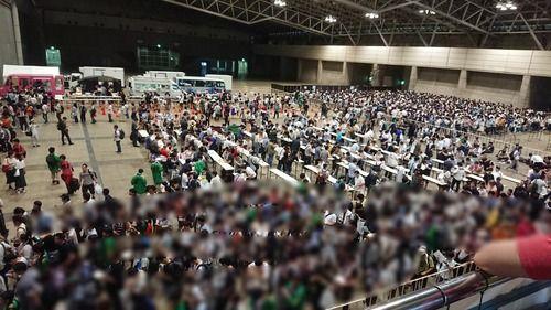 【驚愕】スプラトゥーン コラボのタワレコ渋谷の行列が酷い