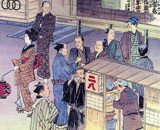 【急募】江戸時代の人間がクーラーも扇風機も無しで夏を乗り切れた理由