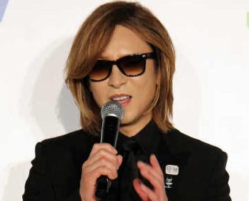 【神】YOSHIKI 、24時間テレビは「番組の趣旨に賛同しノーギャラで出演させて頂いています」