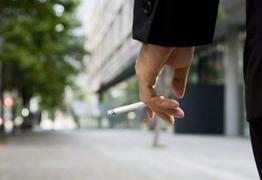 あのさー歩きタバコ多すぎない?