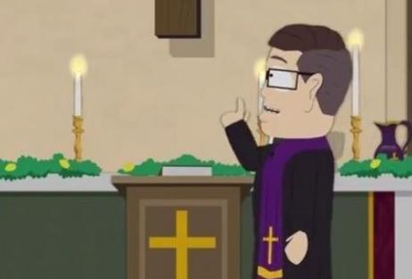アニメ『サウスパーク』が神父の児童虐待ネタを放送→連盟会長「カトリック神父の8割は同性愛者だから被害者は子供ではなく大人として描くべき」