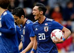 【朗報】サッカー日本代表、戦力オール2もあった