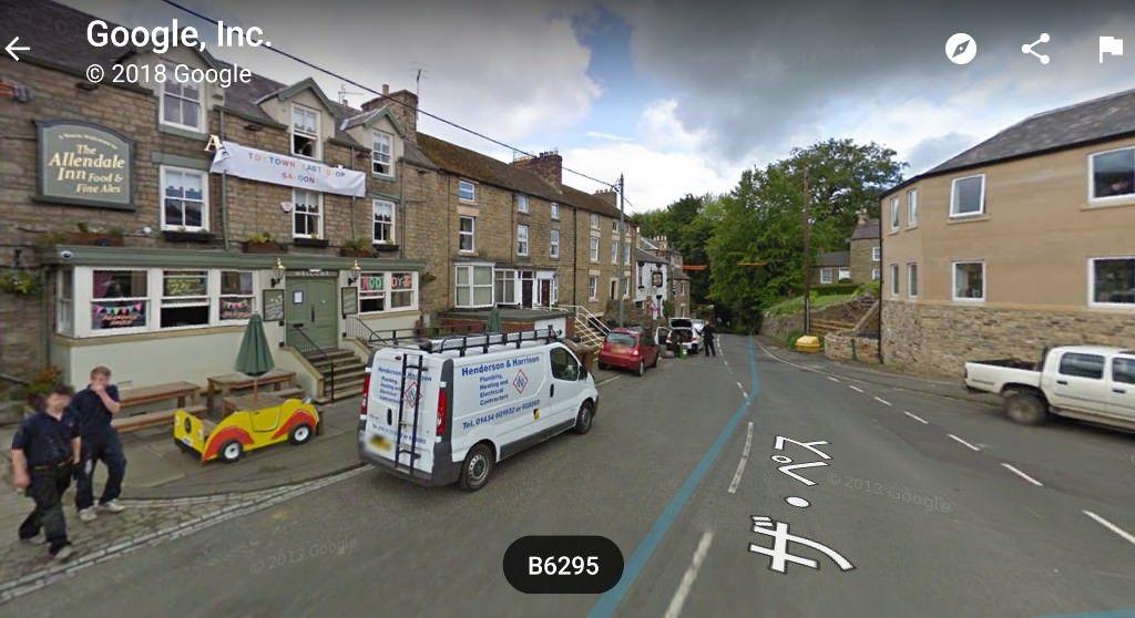 【新説】イギリスをGoogle Mapでランダムにストリートビューするとどこでも美しい法則。