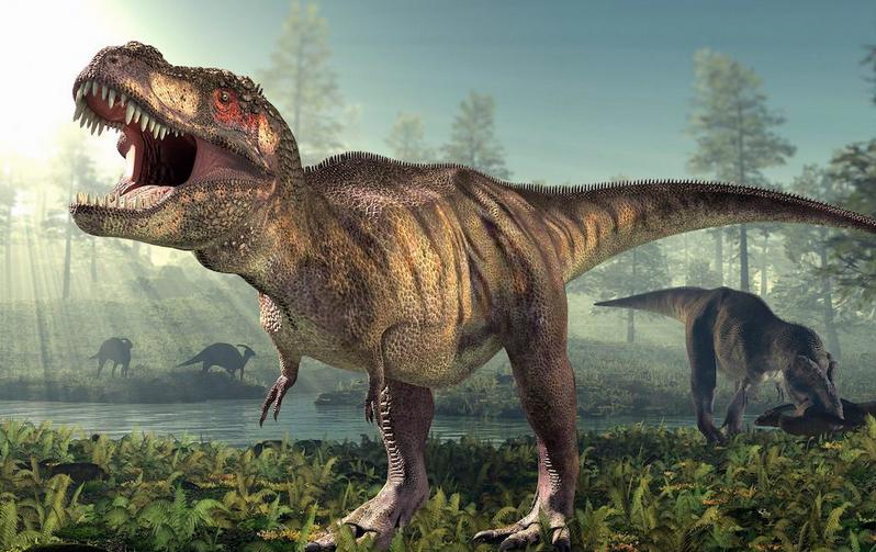 【画像】骨だけでもカッコいい!世界で最も完全に近いティラノサウルス・レックスの骨格標本、パリでお披露目